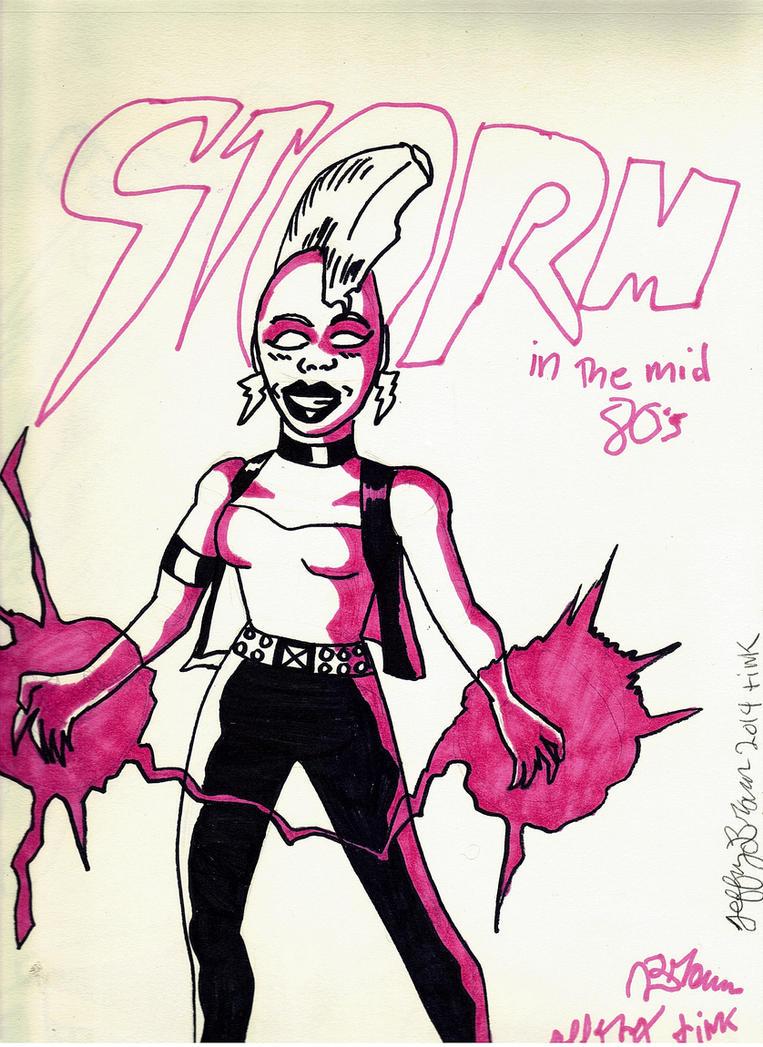 Punk Storm  by tsujigo