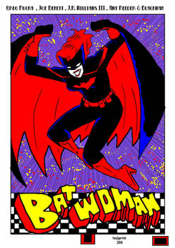 Batwoman ( silver Age inspired )