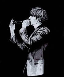 Jeon Jungkook  by YellowHaruka