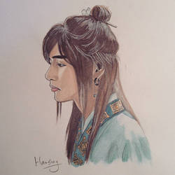 Hansung by YellowHaruka