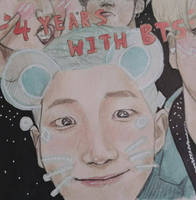4 Years With BTS by YellowHaruka