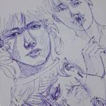 Doodles by YellowHaruka