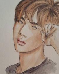 Worldwide Handsome by YellowHaruka
