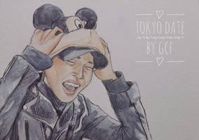 Tokyo Date  by YellowHaruka