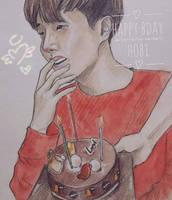 Happy Birthday Angel~ by YellowHaruka