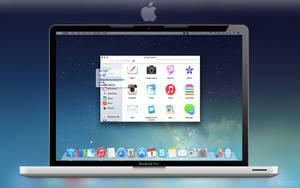 Mac iOS 7 Theme by Atopsy