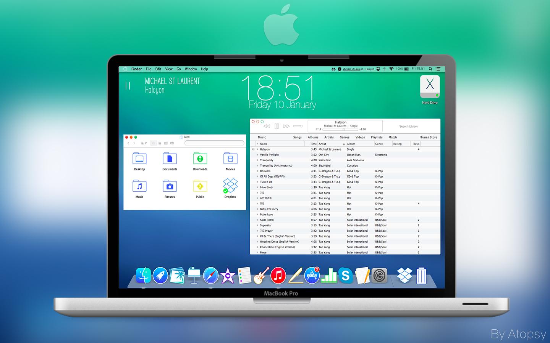 Download Wallpaper Mac Ios 10 - mac_os_x_10_10_syrah__flat_ios_7_style__by_atopsy-d71ko2j  Perfect Image Reference_976455.jpg