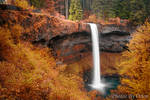 South Silver Falls in Fall