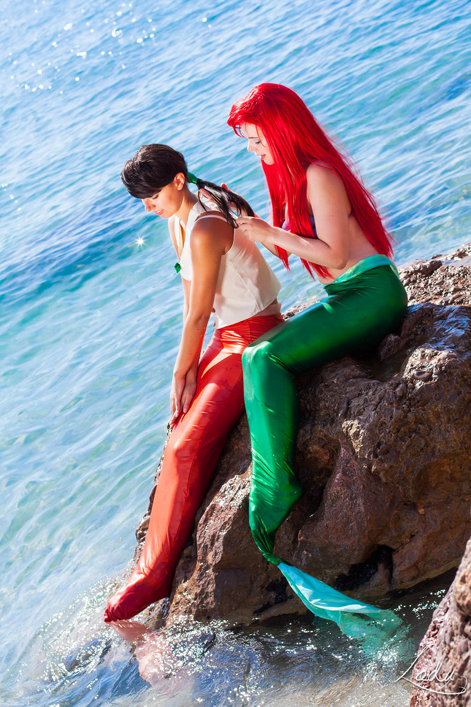 Litlle mermaid 2 by Biseuse
