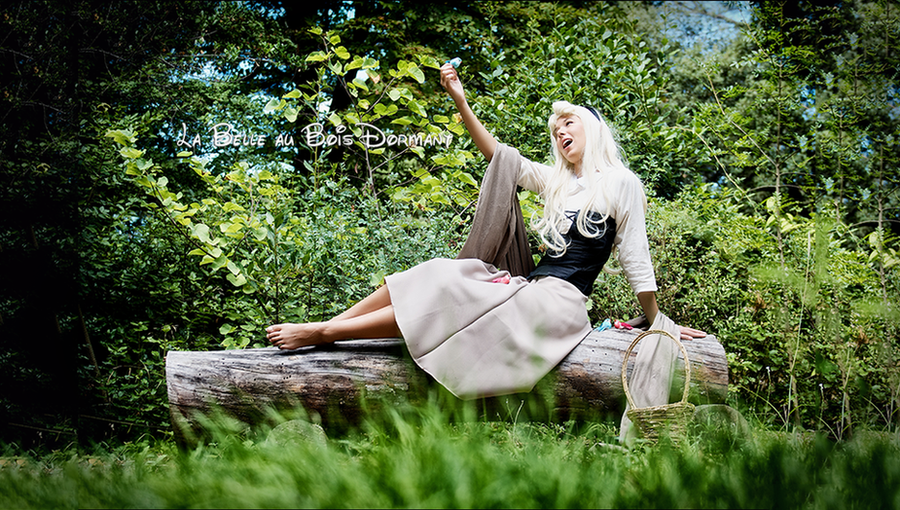 Princess Aurora by Biseuse
