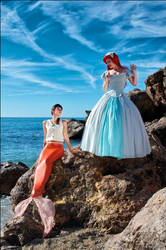 Ariel and Melody