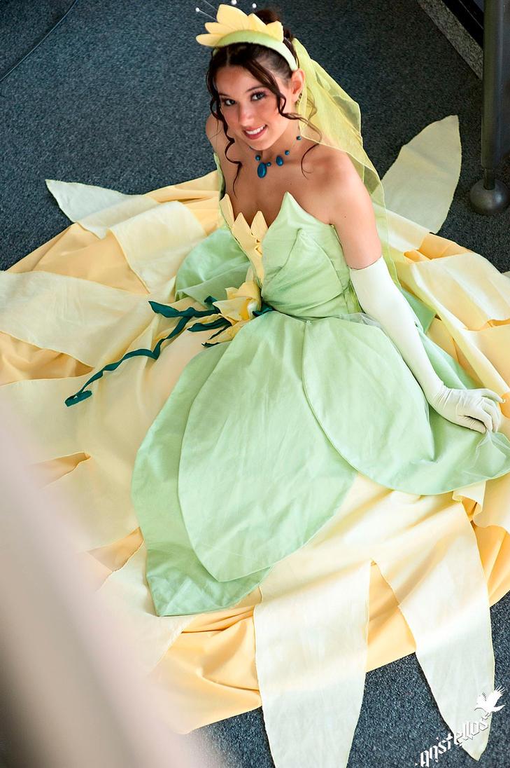 Princess Tiana by Biseuse
