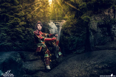 Mulan by Biseuse