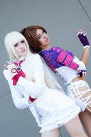 Christie and Lili by Biseuse