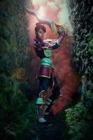 Dragon Armor by Biseuse