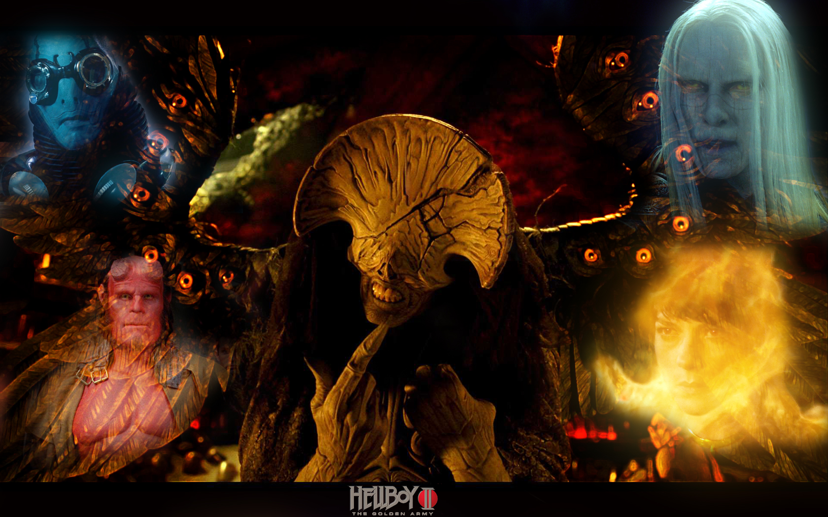 Hellboy 2 The Golden Army By Mr Hobo On Deviantart