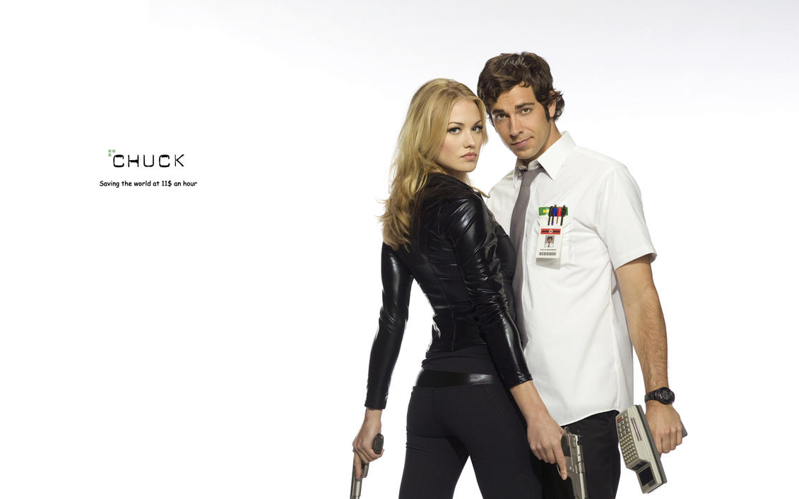 Chuck - Saving the World by mr-hobo
