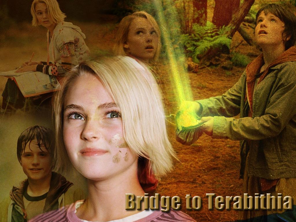 Bridge to Terabithia Katherine Paterson Donna Diamond Books