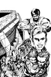 Dead Rising #4 Cover