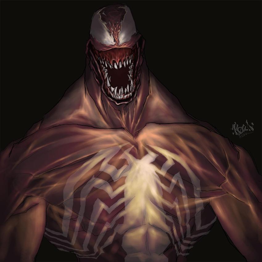 Venom by scabrouspencil
