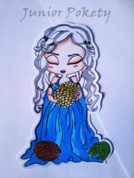 Daenerys Targary Chibi