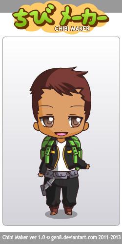 Chibi Matt - Sobrevivendo - Junior Pokety