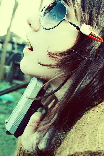 Gözlüklü Kız AvatarLaRı ,) ! !