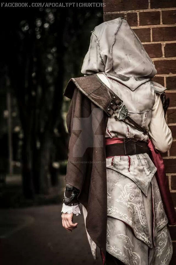 Ezio -  assassins creed 2 photoshoot by Mandi180sx