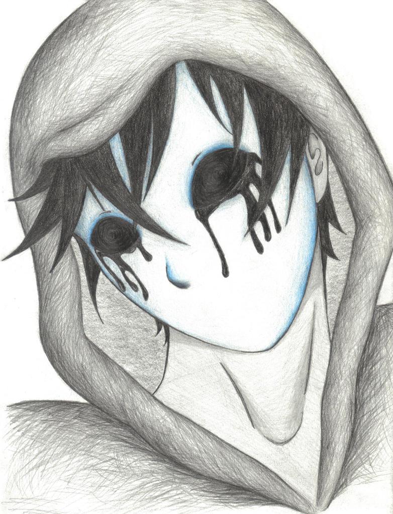 Eyeless Jack By Paranoia chan On DeviantArt