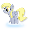 Derpy Hooves v3 by kero444