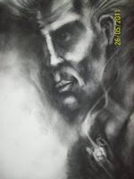Hellblazer by Indradas