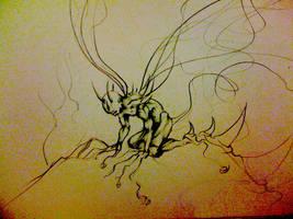 Earth Angel by Indradas