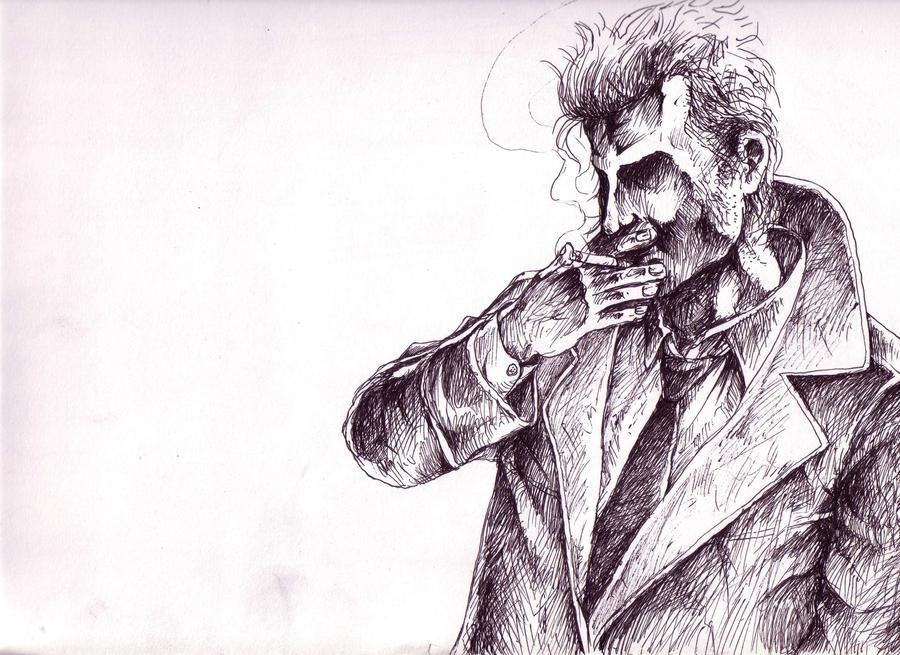 John Constantine: Hellblazer by Indradas