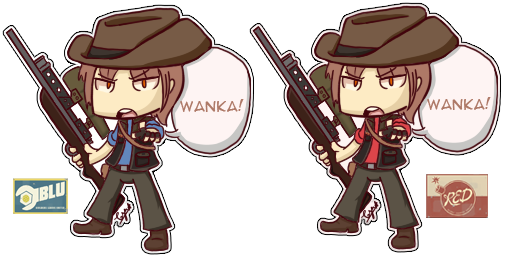 Tf2 Spray Tf2 Toyama Sniper Spray by