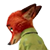 Zootopia - Sad Nick Wilde