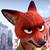 Zootopia - Angry Nick Wilde