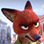 Zootopia - Angry Nick Wilde by Tchelows