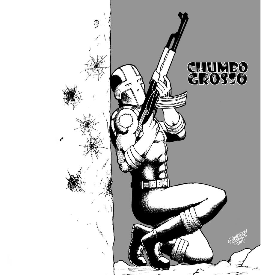 Chumbo Grosso by GlaydsonGomes