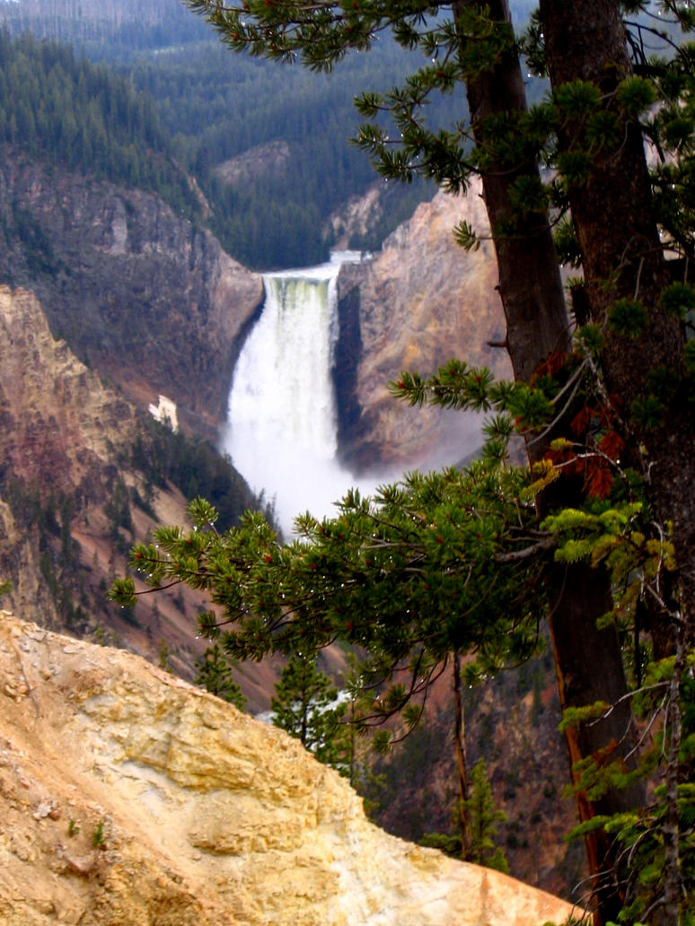 Lower Falls by copper9lives