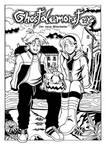 Ghostdemonster Comic Chapter 1 - Cover