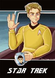 Star Trek - Live long and prosper dear Mr Spock! by Yamatoking
