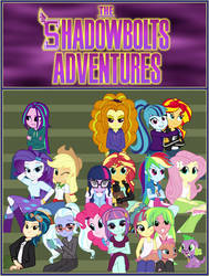 The Shadowbolts Adventures Cover