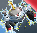 Pokeddexy Day 4 - Favorite Electric Type