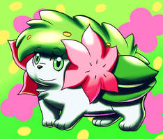 Pokeddexy 2015 - Day 10 - Favorite Grass Type by Inika-Xeathis
