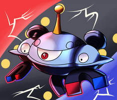 Pokeddexy 2015 - Day 17 - Favorite Steel Type by Inika-Xeathis