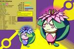 Chushin Pokedex - 106 - Glowtus