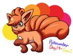 Pokecember Challenge Day 19 - Favorite Gen 1