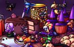 Miniween Party