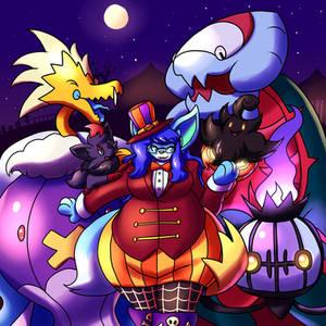 Team of Horrible Horrors