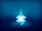 Glowing Dropbox